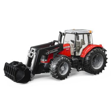 Tracteur Bruder Massey Ferguson 7624