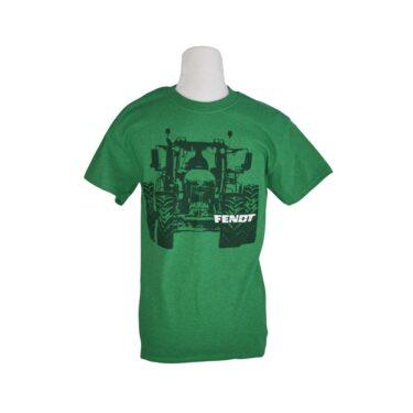 t-shirt Fendt 04037GRN