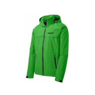 04366GRN manteau Fendt vert