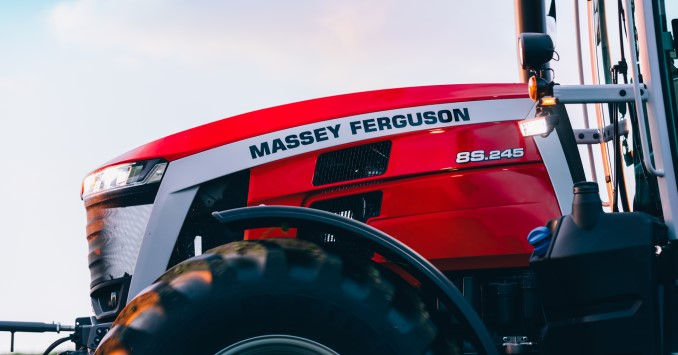 Massey Ferguson 8s