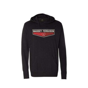03063 Massey Ferguson hooded pullover t-shirt