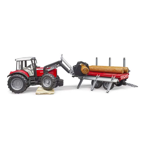BDR02046 Tracteur Massey Ferguson