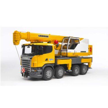 Camion-grue Bruder BDR03570