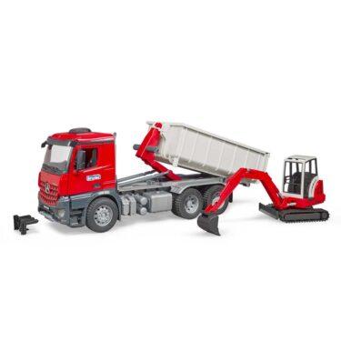 camion Bruder BDR03624