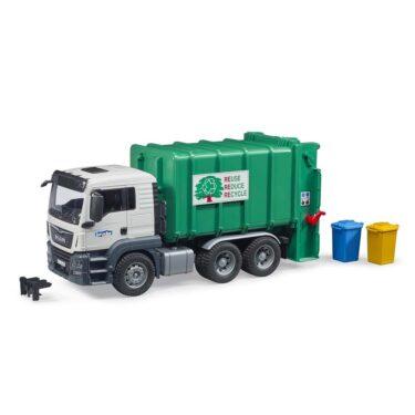 Camion poubelle Bruder BDR03763