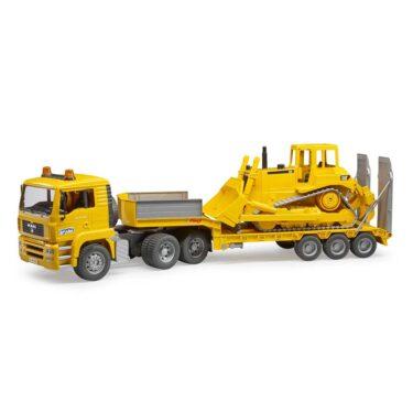 Camion surbaissé Bruder BDR02778